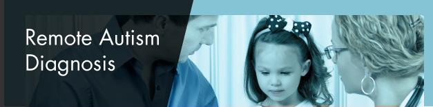 remote diagnosis for autism